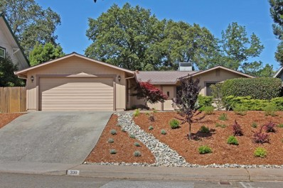 330 Timberline Lane, Auburn, CA 95603 - MLS#: 18037735