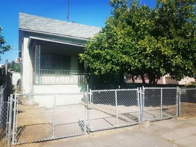 916 S Hunter Street, Stockton, CA 95206 - MLS#: 18038589