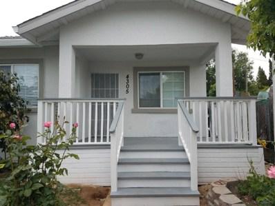 4305 Howard Avenue UNIT 1, Sacramento, CA 95820 - MLS#: 18038827