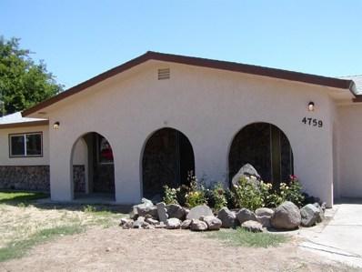 4763 W Western Avenue, Olivehurst, CA 95961 - MLS#: 18039545