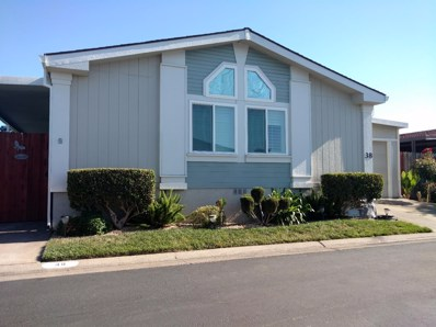 7855 Cottonwood Lane UNIT 38, Sacramento, CA 95828 - MLS#: 18039847