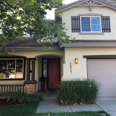 1217 Cresta Court, Davis, CA 95618 - MLS#: 18040222