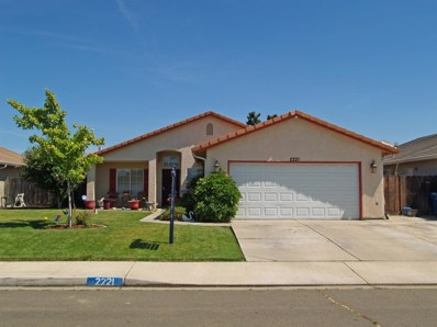2221 Park East Drive, Modesto, CA 95351 - MLS#: 18040421