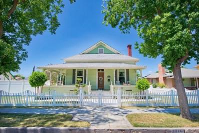1221 P Street, Newman, CA 95360 - MLS#: 18040775