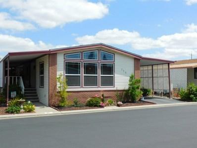 6706 Tam O Shanter Drive UNIT 115, Stockton, CA 95210 - MLS#: 18041741
