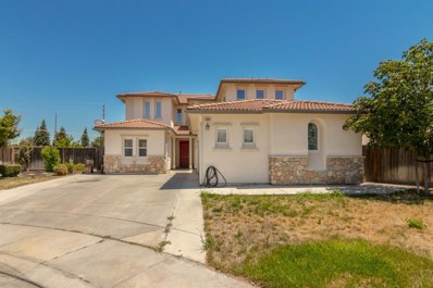 1544 Christiansen Drive, Modesto, CA 95355 - MLS#: 18043076