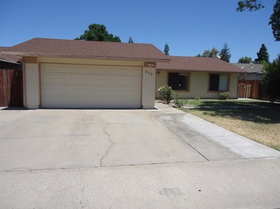 225 Wiley Court, Turlock, CA 95382 - MLS#: 18043453