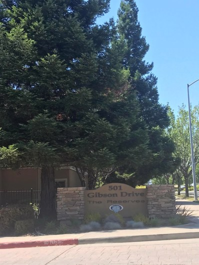 501 Gibson Drive UNIT 624, Roseville, CA 95678 - MLS#: 18043504