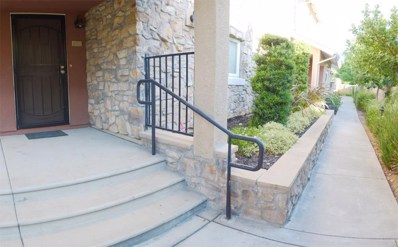 5132 El Camino Avenue UNIT 106, Carmichael, CA 95608 - MLS#: 18043582