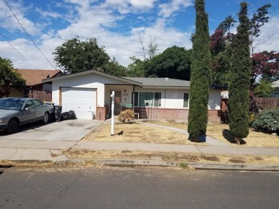 527 S Veach Avenue, Manteca, CA 95337 - MLS#: 18044179
