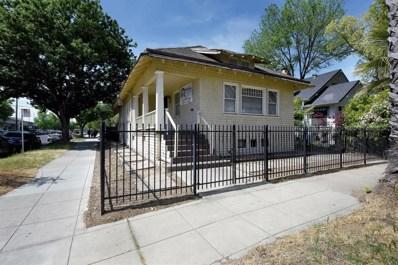 2830 O Street, Sacramento, CA 95816 - MLS#: 18044691