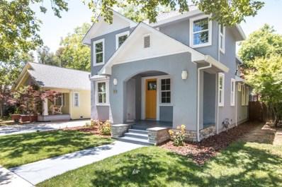 1208 33rd Street, Sacramento, CA 95816 - MLS#: 18045622