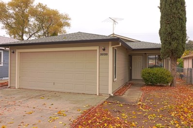 3520 Branch Street, Sacramento, CA 95838 - MLS#: 18045739