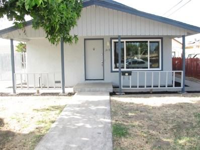 215 W North, Manteca, CA 95336 - MLS#: 18045763