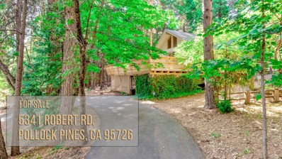 5341 Robert Road, Pollock Pines, CA 95726 - MLS#: 18046124