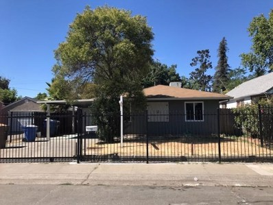 2871 36th Avenue, Sacramento, CA 95824 - MLS#: 18046745
