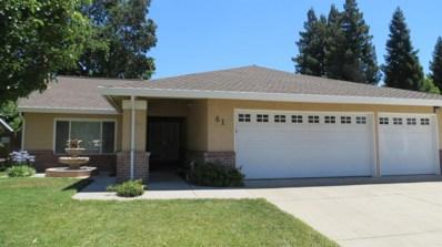41 Fallwind Circle, Sacramento, CA 95831 - MLS#: 18046795