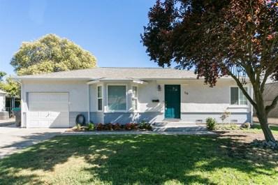 58 E Fargo Street, Stockton, CA 95204 - MLS#: 18047174