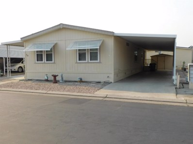 6706 Tam Oshanter Drive UNIT 74, Stockton, CA 95210 - MLS#: 18047943