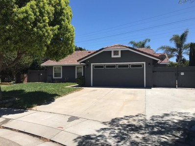 662 Lourence Court, Tracy, CA 95376 - MLS#: 18048702