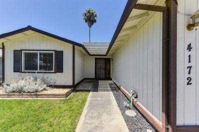 4172 Justin Way, Sacramento, CA 95826 - MLS#: 18048740