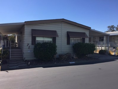 71 Lora Way, Roseville, CA 95661 - MLS#: 18049320