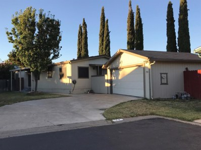 7855 Cottonwood Lane UNIT 76, Sacramento, CA 95828 - MLS#: 18049329