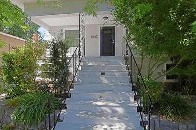 5017 K Street, Sacramento, CA 95819 - MLS#: 18049682