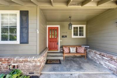 1412 Meredith Way, Carmichael, CA 95608 - MLS#: 18049695
