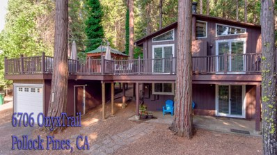 6706 Onyx Trail, Pollock Pines, CA 95726 - MLS#: 18049869