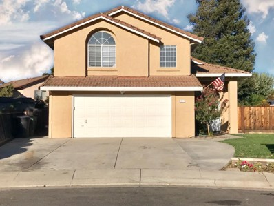 3717 VanCeboro Court, Modesto, CA 95357 - MLS#: 18050056