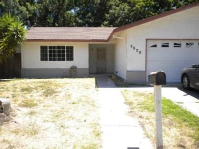 3828 Pan Am Drive, Modesto, CA 95356 - MLS#: 18050537
