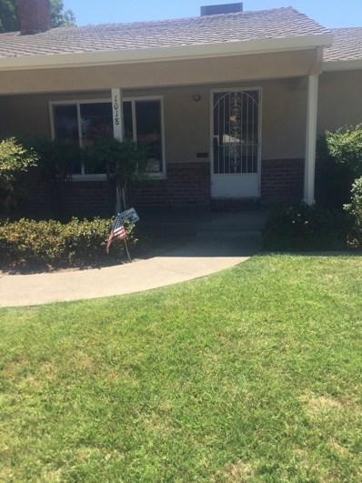 1018 Rutledge Way, Stockton, CA 95207 - MLS#: 18050756