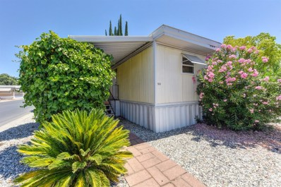 5040 Jackson Street UNIT 88, North Highlands, CA 95650 - MLS#: 18050923
