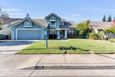 245 Sai Lane, Turlock, CA 95382 - MLS#: 18051045