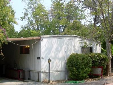 61 Broken Circle, Davis, CA 95618 - MLS#: 18051412