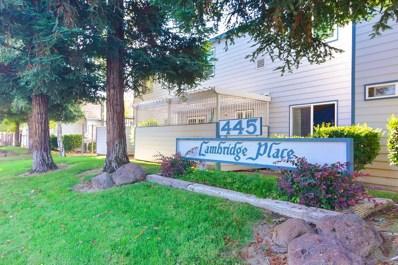 445 Almond Drive UNIT 65, Lodi, CA 95240 - MLS#: 18051656