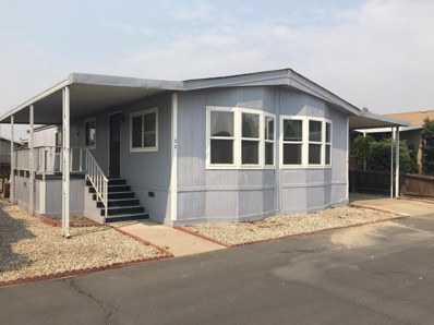 19667 American UNIT 22, Hilmar, CA 95324 - MLS#: 18052038