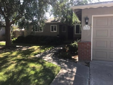 1319 S Elizabeth Avenue, Escalon, CA 95320 - MLS#: 18053058