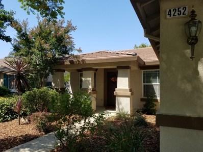 4252 Monhegan Way, Mather, CA 95655 - MLS#: 18053699