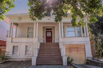 825 N San Joaquin Street, Stockton, CA 95202 - MLS#: 18054721