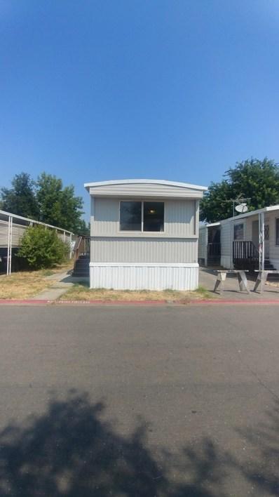 5100 N Highway 99 UNIT 165, Stockton, CA 95212 - MLS#: 18055211