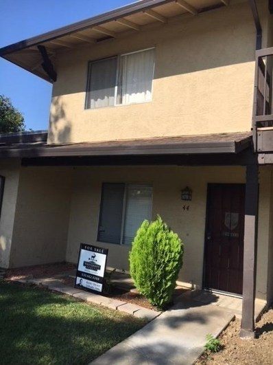 44 West Elliot Street UNIT 44, Woodland, CA 95695 - MLS#: 18055692