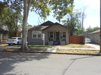 413 Grove Street, Roseville, CA 95678 - MLS#: 18056800