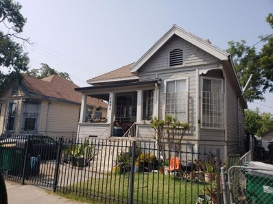 1409 E Oak Street, Stockton, CA 95205 - MLS#: 18056929