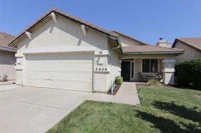 5509 Laguna Crest Way, Elk Grove, CA 95758 - MLS#: 18057173