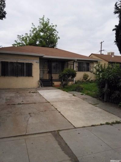 1622 E Spring Street, Stockton, CA 95206 - MLS#: 18057311