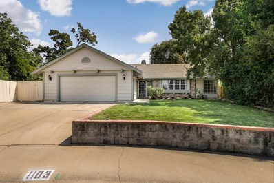1103 Nottingham Court, Roseville, CA 95661 - MLS#: 18057812