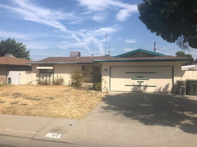206 N Santa Rosa Street, Los Banos, CA 93635 - MLS#: 18058266