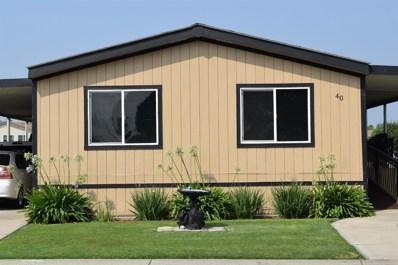 5901 Newbrook UNIT 40, Riverbank, CA 95367 - MLS#: 18059023